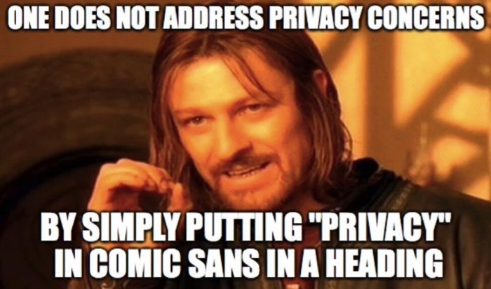 Investigatory Powers Bill meme shared by academic Paul Bernal on Twitter