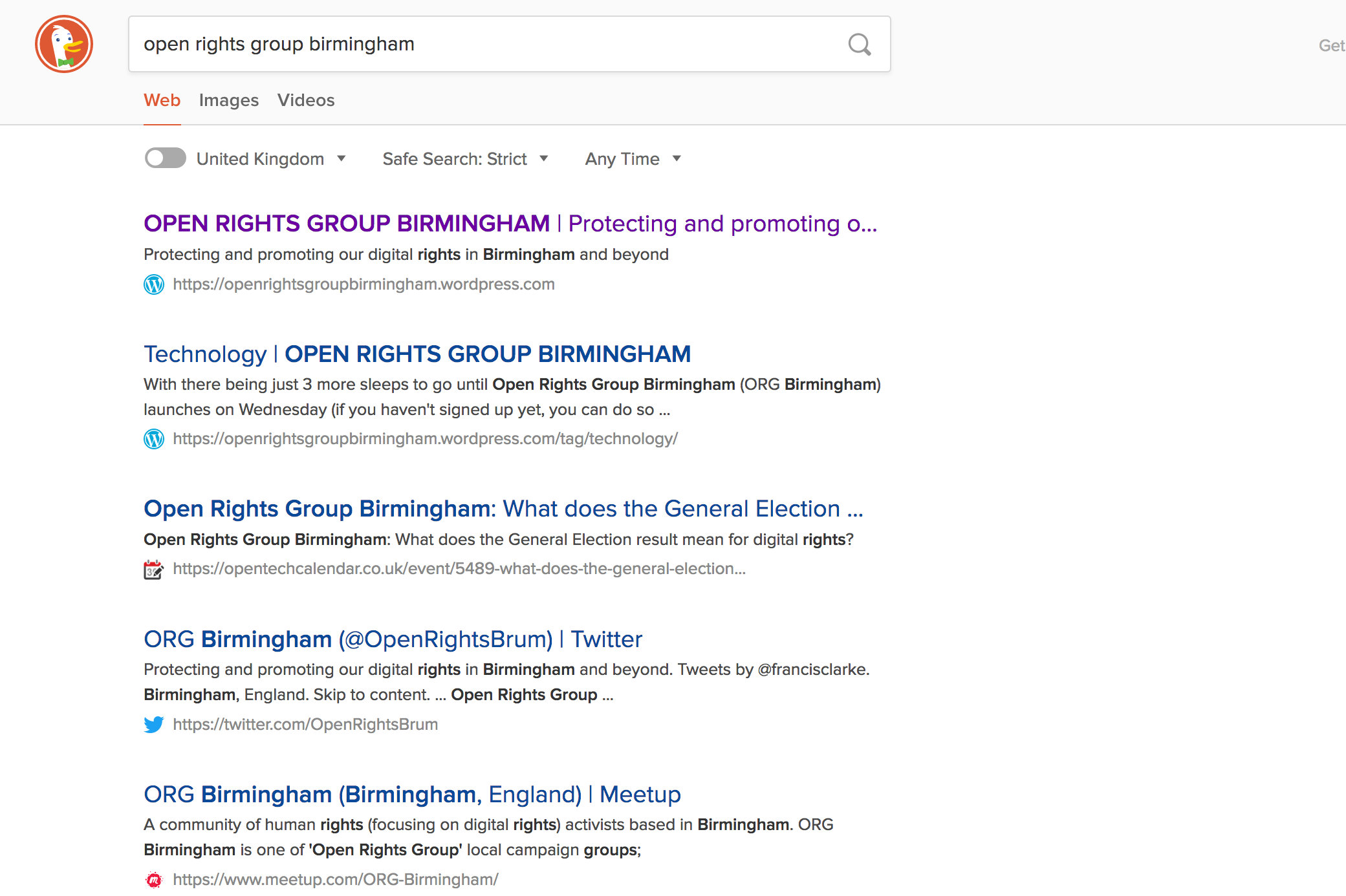 Practical ways to De-Google-ify your search footprint   OPEN